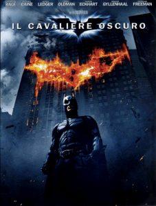 Il cavaliere oscuro, appassionante film di Christopher Nolan su Batman