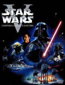 L'Impero colpisce ancora, divenuto il quinto episodio della saga di Star Wars