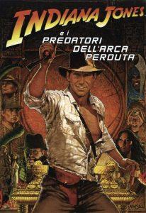 I predatori dell'arca perduta, film d'azione che segna l'esordio di Indiana Jones