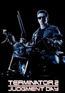 Terminator 2, con Arnold Schwarzenegger