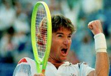 Jimmy Connors, uno dei tennisti più famosi di sempre e al momento il più vincente