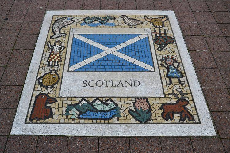 Le principali città della Scozia