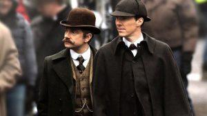 Sherlock e Watson in L'abominevole sposa