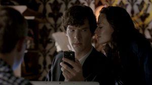 Scandalo a Belgravia, primo episodio della seconda stagione di Sherlock