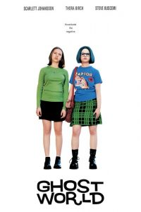 Ghost World, film con una giovane Scarlett Johansson