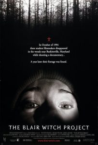 The Blair Witch Project, film che ha aperto la strada ad un nuovo genere di film horror