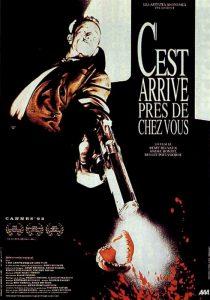 Il cameraman e l'assassino, curioso film belga in prima persona