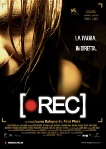Rec, terribile film horror