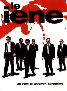 Le iene, film d'esordio di Quentin Tarantino