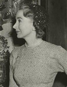 Harriet Van Horne, storica giornalista esperta anche di cucina