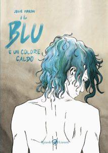 La copertina di Il blu è un colore caldo