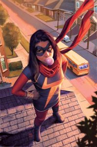 Kamala Khan, la nuova Ms. Marvel