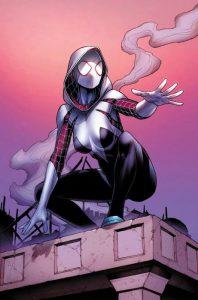 Spider-Gwen, eroina di un universo alternativo