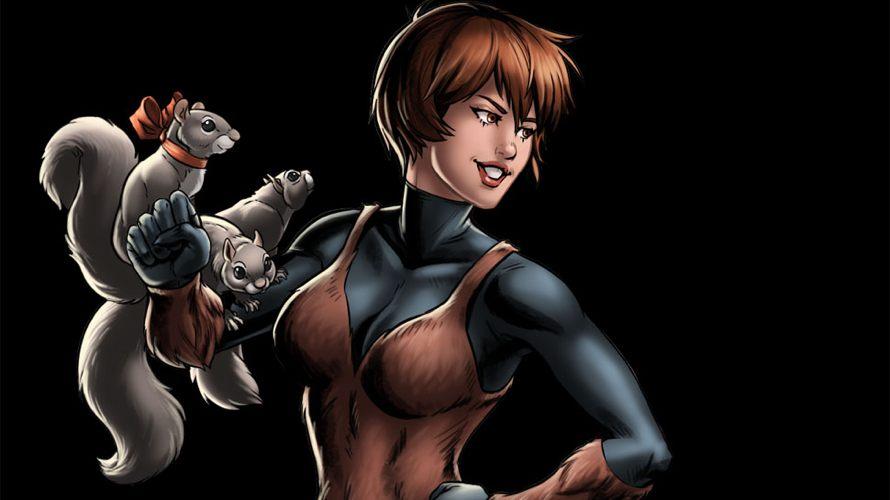 Squirrel Girl, la più curiosa tra le supereroine Marvel