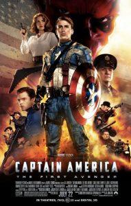 Il film dedicato a Capitan America in cui la Atwell ha avuto un ruolo di primo piano