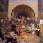Il quarto quadro dell'Epopea slava, dedicato allo zar Simeone I di Bulgaria