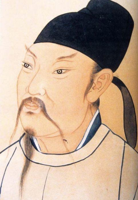 Li Bai, grande poeta cinese dell'ottavo secolo