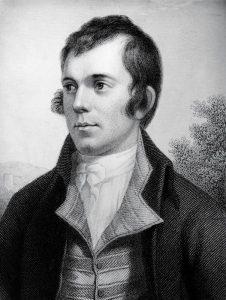 Robert Burns, il più grande autore di poesie in versi scots