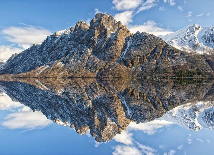 Estremamente Cinque magnifiche poesie sulla montagna - Cinque cose belle BG76