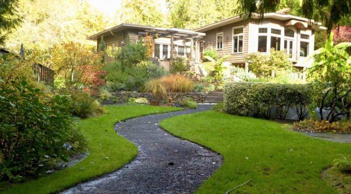 Se un giardino esiste già, come modificarlo?