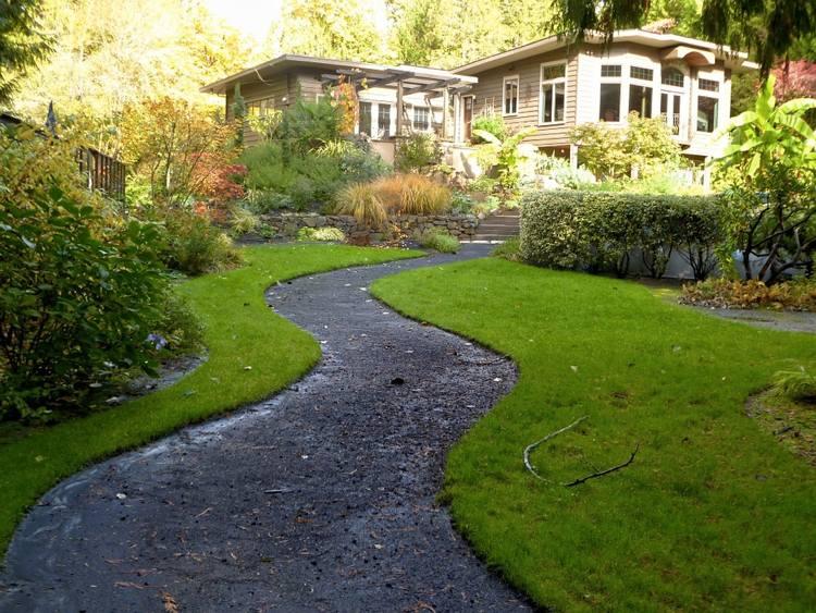 Popolare Cinque consigli per progettare un giardino fai da te - Cinque cose  DF51