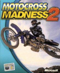 Motocross Madness 2, storico gioco per PC