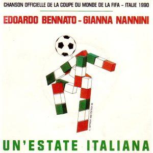 Un'estate italiana, inno ufficiale dei Campionati del Mondo di calcio del 1990