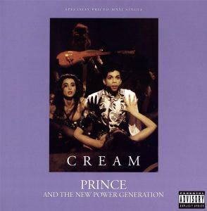 Cream di Prince, canzone del 1991