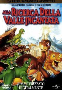 Alla ricerca della Valle Incantata, il primo cartone di successo sui dinosauri