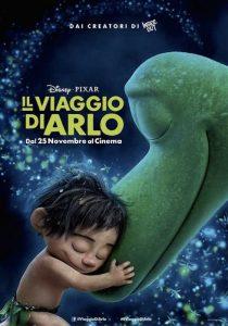 Il viaggio di Arlo, recente successo Disney/Pixar