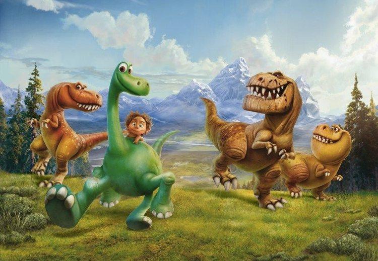 Cinque bei cartoni sui dinosauri cose belle
