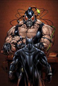 Bane contro Batman