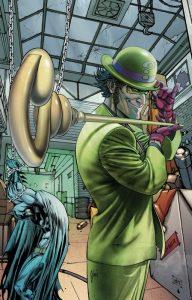 Il terribile Enigmista, uno dei cattivi più originali della DC Comics