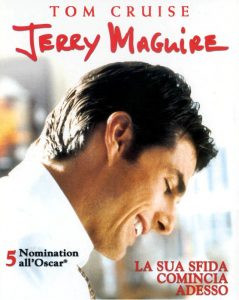 Jerry Maguire, con Tom Cruise