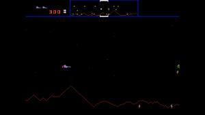Defender, sparatutto a scorrimento orizzontale ambientato nello spazio