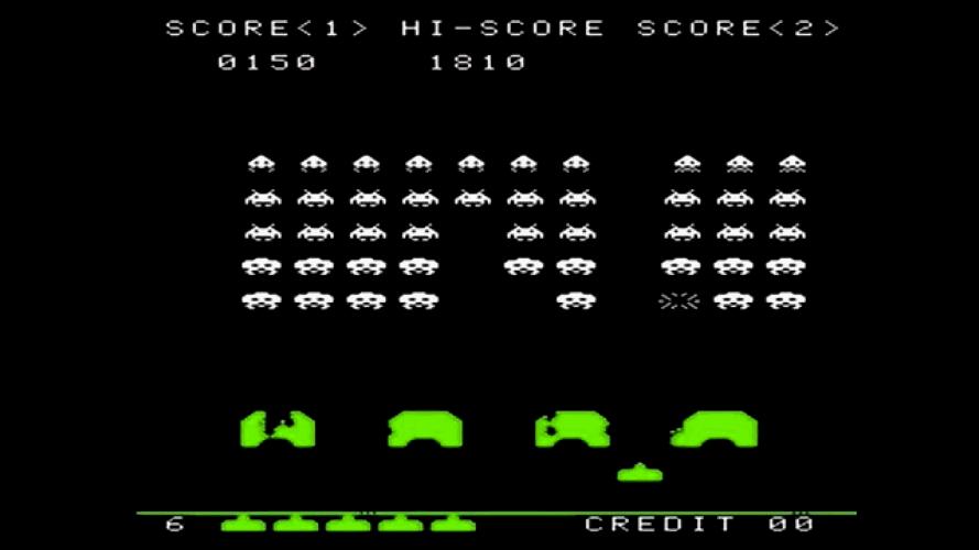Space Invaders, il padre di tutti i giochi spaziali degli anni '80