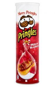 Le Pringles alla salsiccia impanata