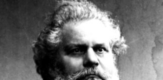Giosuè Carducci, autore di molte celebri poesie