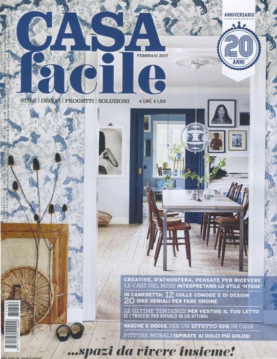 cinque popolari riviste sull 39 arredamento di interni