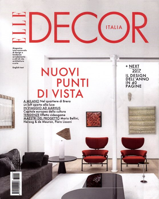 Cinque popolari riviste sull 39 arredamento di interni for Rivista di design e produzione di mobili