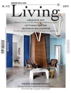 Living, la rivista di arredamento del Corriere della Sera