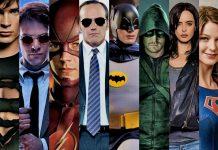Alla scoperta delle migliori serie TV sui supereroi di sempre