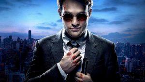 Matt Murdock alias Daredevil nell'omonima serie TV di Netflix