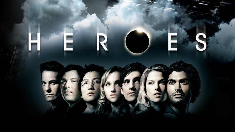 I protagonisti di Heroes
