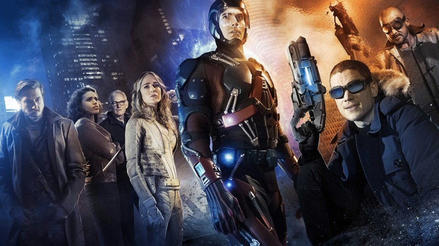 I protagonisti di Legends of Tomorrow