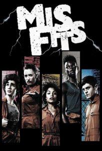 I protagonisti di Misfits