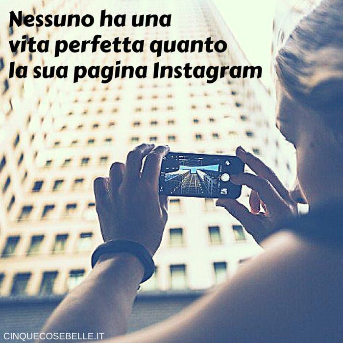 Favorito Cinque frasi da mettere su Instagram - Cinque cose belle PW67