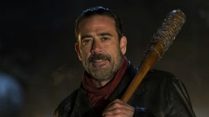 Jeffrey Dean Morgan, interprete di Negan