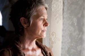Melissa McBride in The Walking Dead