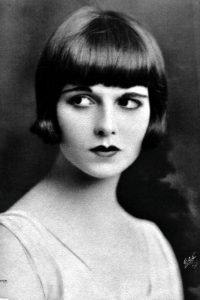 Louise Brooks, attrice il cui taglio di capelli fece epoca